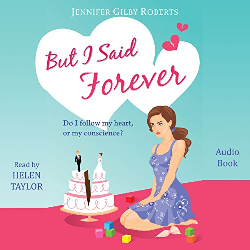But I Said Forever audiobook cover art