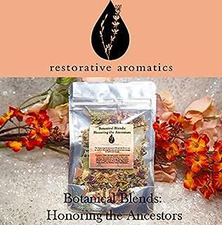 Botanical Blends: Honoring the Ancestors