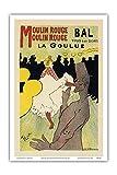 Dance Hall Moulin Rouge Paris – Vintage Cabaret Casino