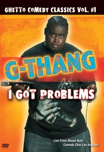 free shipping Ghetto Comedy Classics Nippon regular agency Vol. 1: G-Thang by Got - BCI I Problems