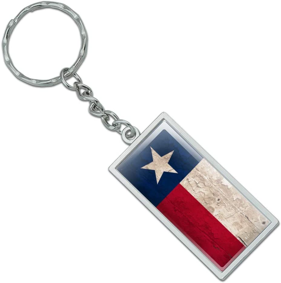 Graphics and More Rustic Texas Flag Rectang USA State Distressed OFFer NEW before selling ☆