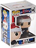Pop! Bleach - Figura de Vinilo Renji