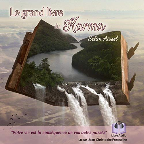 Couverture de Le grand livre du Karma