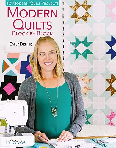 Dennis, E: Modern Quilts Block by Block