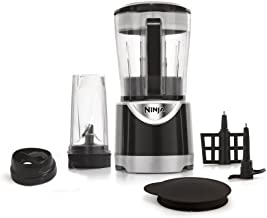 Ninja BL201 Kitchen System Pulse Blender Food Processor (Certified Refurbished)