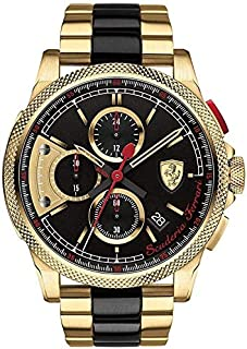 Ferrari Casual Watch for Men Stainless Steel Band, 830316