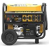 Firman P05702 7100/5700 Watt 120/240V Remote Start Gas...