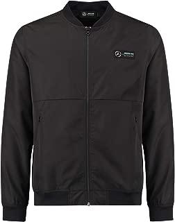 mercedes benz bomber jacket