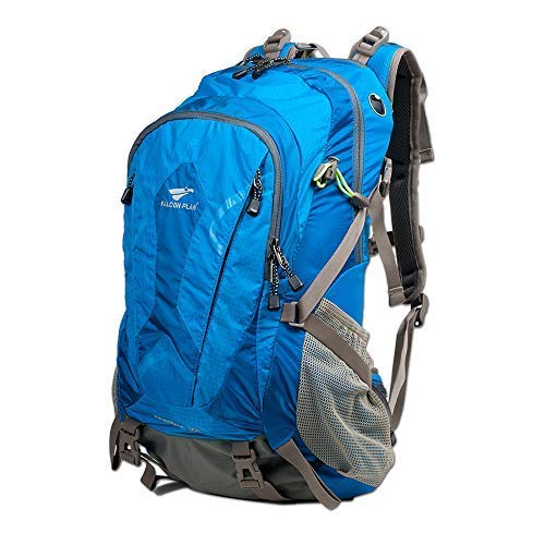 Distrade 35L Internal Frame Hiking Backpack with Rain Cover,Outdoor Sport Travel Daypack for Climbing Camping Touring,High-Performance