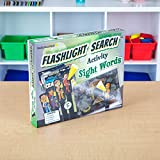 Really Good Stuff Flashlight Search Activity Sight Words