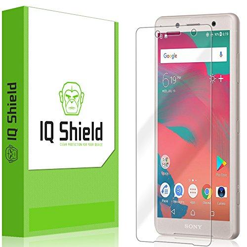 IQ Shield Screen Protector Compatible with Sony Xperia XZ2 Compact Anti-Bubble Clear Film