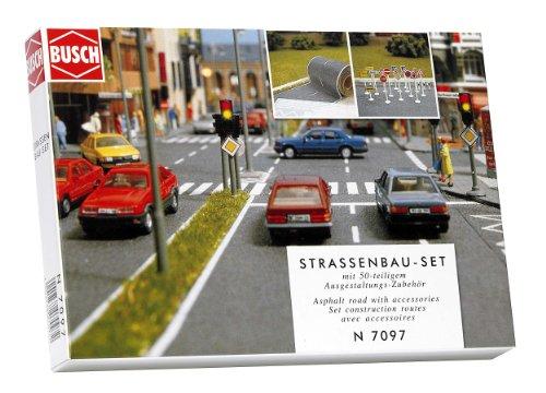 Busch N Strassenbau-Set