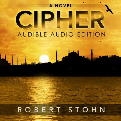 Cipher audiobook cover art