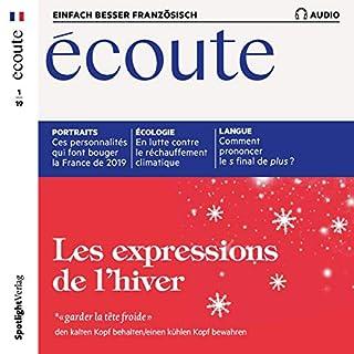 Écoute Audio - Les expressions de l'hiver. 1/2019 Titelbild