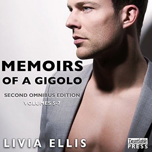 Memoirs of a Gigolo audiobook cover art