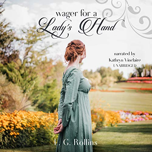 Wager for a Lady's Hand cover art