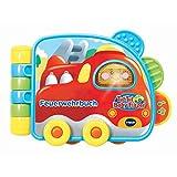 Vtech 80-502004 80-502004-Tut Baby Flitzer-Feuerwehrbuch, Mehrfarbig