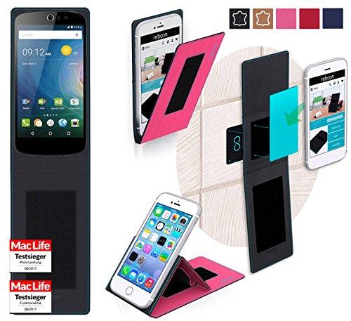 Hülle für Acer Liquid Z530 Tasche Cover Hülle Bumper | Pink | Testsieger