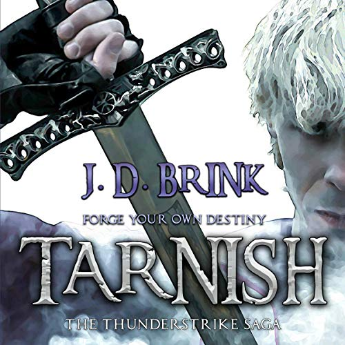 Tarnish audiobook cover art