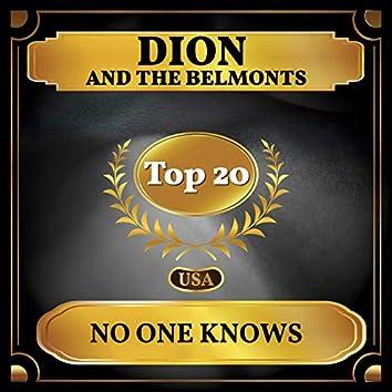No One Knows (Billboard Hot 100 - No 19)