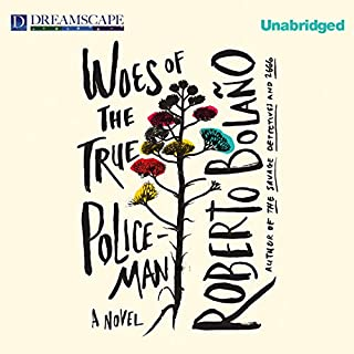 Woes of the True Policeman audiobook cover art