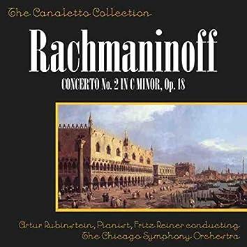 Rachmaninoff: Concerto No. 2 In C Minor, Op. 18