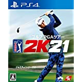 【PS4】ゴルフ PGAツアー 2K21