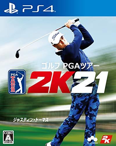 【PS4】ゴルフ PGAツアー 2K21【早期購入特典】2K/Addidas コードカオス MyPlayerパック(封入)【Amazon.co.jp特典】オリジナルデジタル壁紙