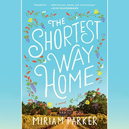 The Shortest Way Home     A Novel              Written by:                                                                                                                                 Miriam Parker                               Narrated by:                                                                                                                                 Abby Craden                      Length: 9 hrs and 24 mins     Not rated yet     Overall 0.0