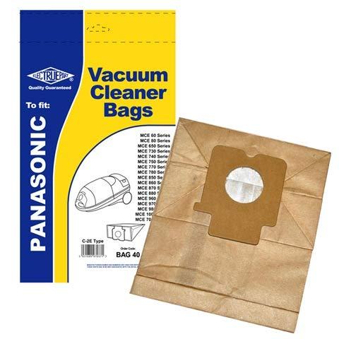 Electruepart bag40C2E Staubsauger Staub Papier Stoffbeutel 5Pack