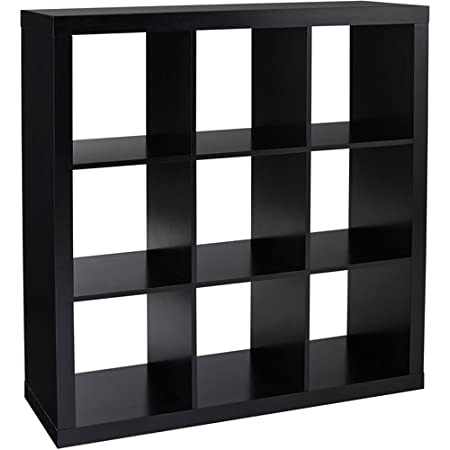 Better Homes and Gardens* Cube Organizer Espresso + Freebies, 12-Cube
