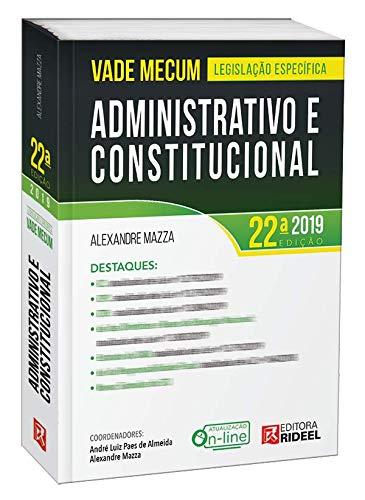 Vade Mecum Administrativo E Constitucional