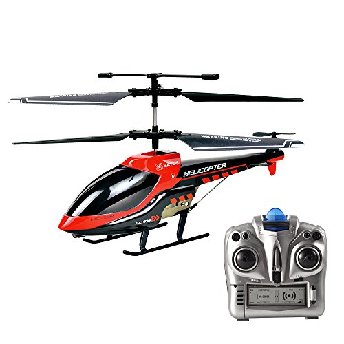 VATOS RC Helicopter, Remote Control Helicopter Indoor 3.5 Channels...