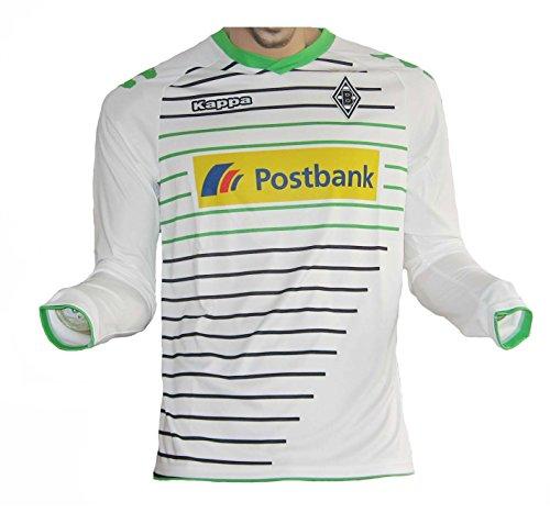 Kappa Borussia Mönchengladbach Trikot Home 2013/14 Spieleredition Langarm (L)