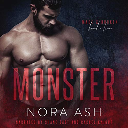 Monster: A Bad Boy Mafia Romance cover art