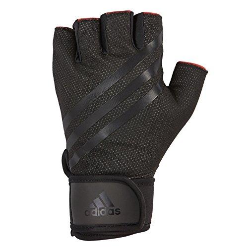Adidas Elite Training Gloves Unisex Handschuh, Schwarz/Schwarz, XL