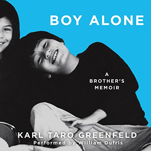 Boy Alone audiobook cover art