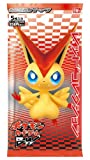 POKEMON CARD RED VICTINI BOOSTER PACK 1PC IMPORT FROM JAPAN [Toy] (japan import)