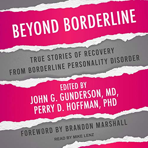 Beyond Borderline  By  cover art