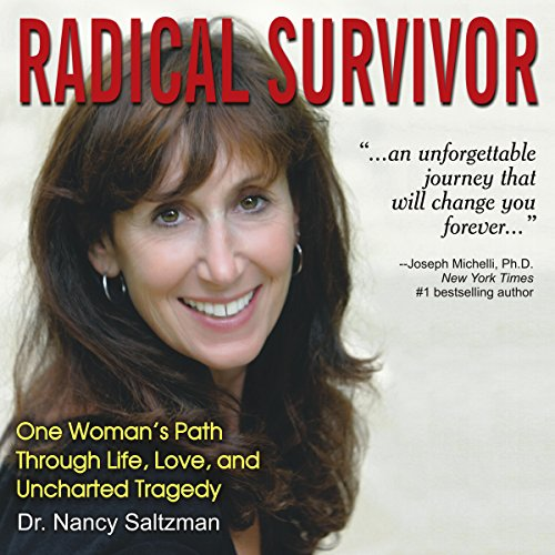 Radical Survivor audiobook cover art