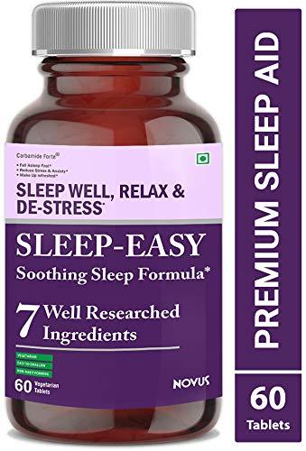 Carbamide Forte Sleeping Aid Pills for Deep Sleep...