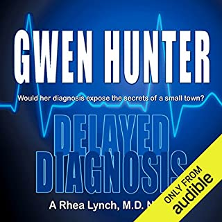 Delayed Diagnosis audiobook cover art