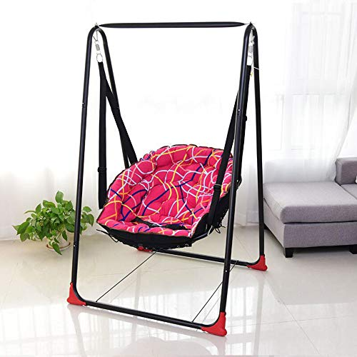 SMGPYHUYP Outdoor schommel Indoor Adult Baby wieg