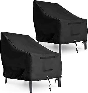 1 Pair Waterproof Adirondack Patio Chair Cover - 35