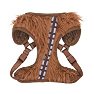 Star Wars Cosplay Dog Harness Dogs - Dog Harness is Cute No Pull Dog Harness - Star Wars Merch for Dogs or Star Wars Pet Costume