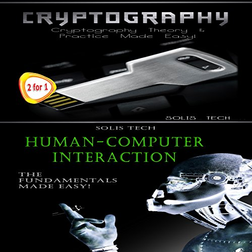 Cryptography & Human-Computer Interaction audiobook cover art