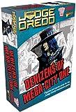 Warlord Judge Dredd Arch Denizens of Mega City One Figures for Judge Dredd Miniatures Table Top War Game 652210203