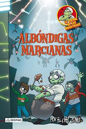 Albóndigas marcianas: La cocina de los monstruos 10 (Cocina