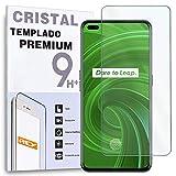 Protector de Pantalla para OPPO REALME X50 PRO 5G - OPPO REALME 6 - REALME V15 - OPPO RENO6, Cristal Vidrio Templado Premium