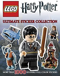 Lego Harry Potter Ultimate Sticker Collection by Dorling Kindersley (May 24 2011)